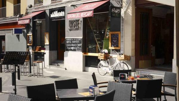 Taste Gallery en la Plaza de San Miguel
