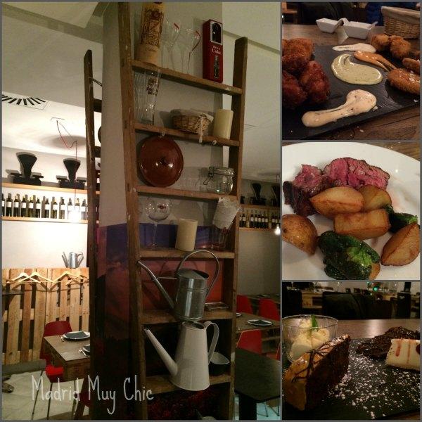 Taste Gallery collage