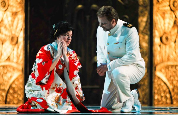 Madama Butterfly (Giacomo Puccini). Teatro Real.