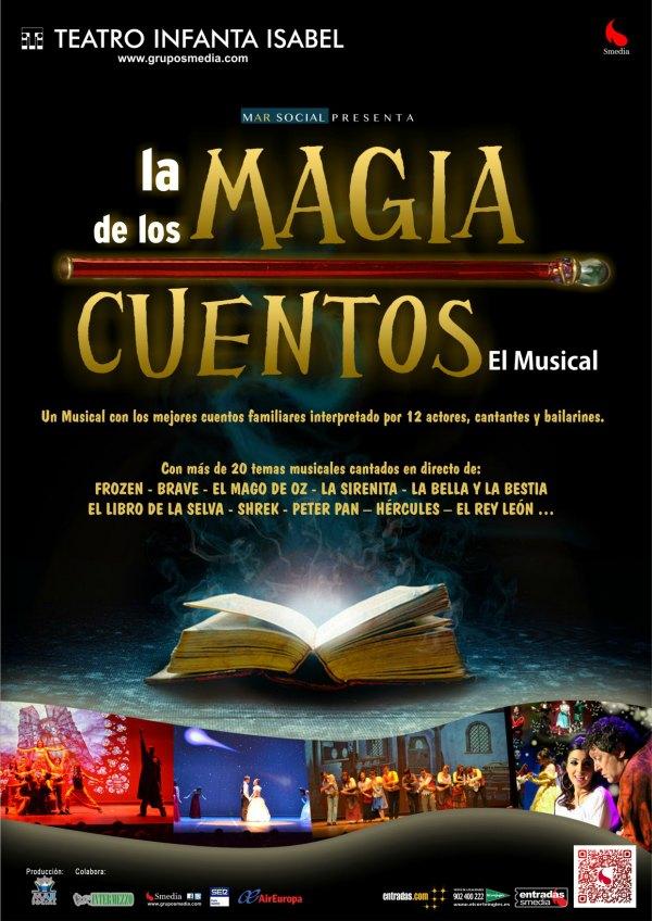 la-magia-de-los-cuentos-cartel