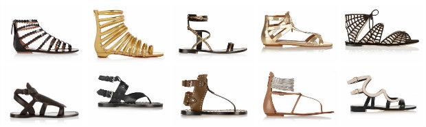 sandalias verano diseñadores