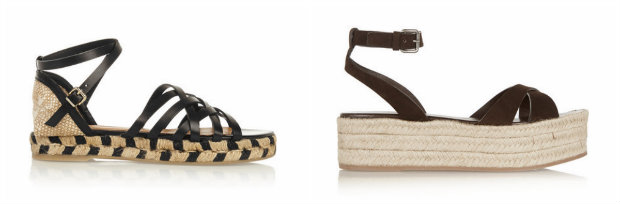 collage espadilles