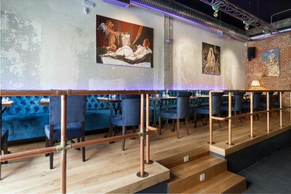Arte y gastronomía en Arts Club Madrid