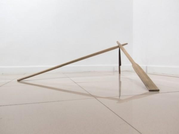 Obra de Christian García Bello en la galería Formato Cómodo