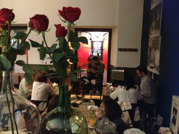 mesas rosas 600