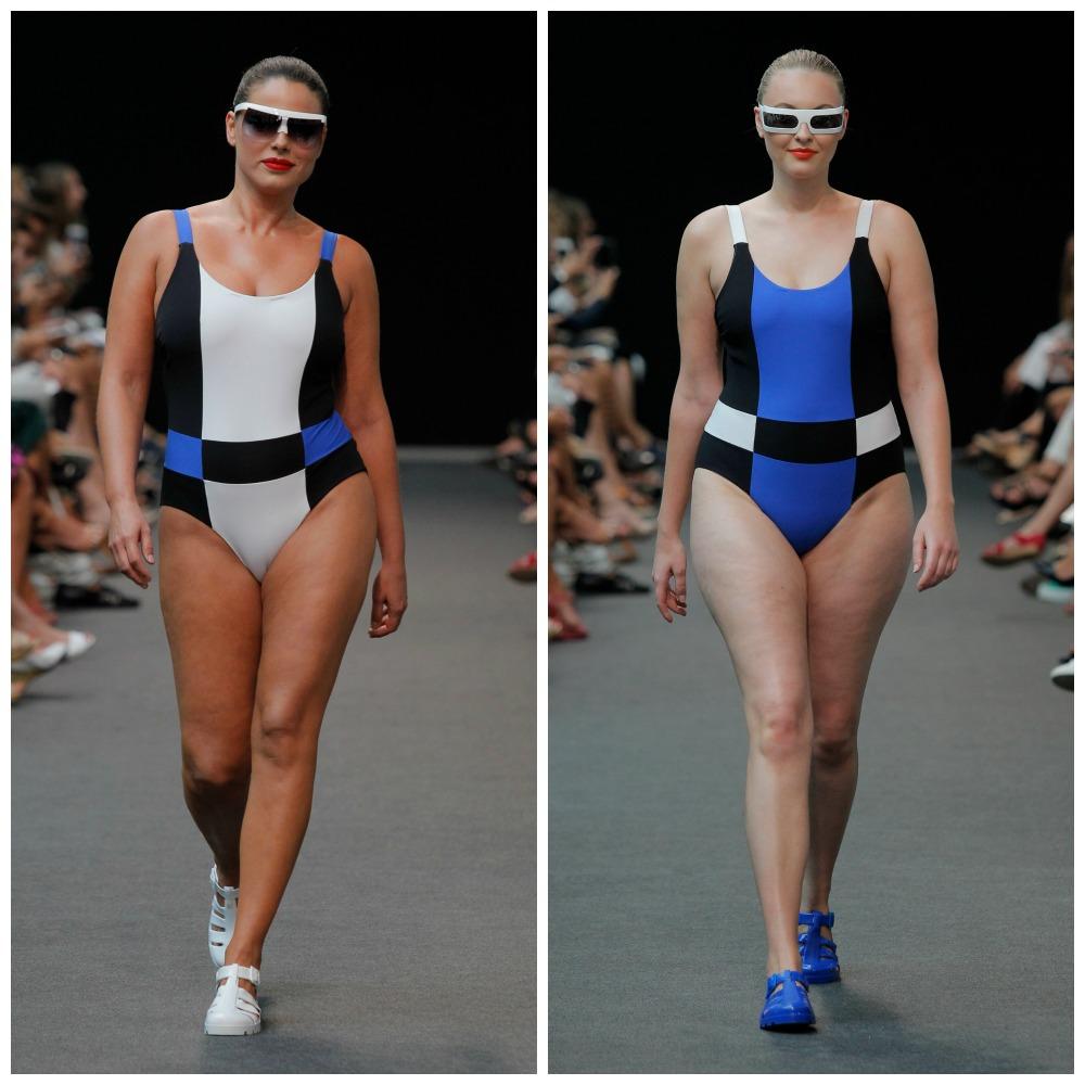 Me encantan estos modelos de inspiración Courrèges. ¡Ideales!