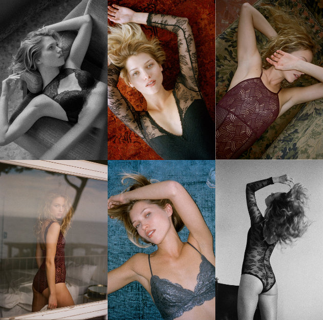 collage oysho blackfriday