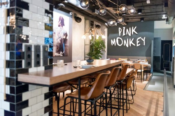 PInk monkey local
