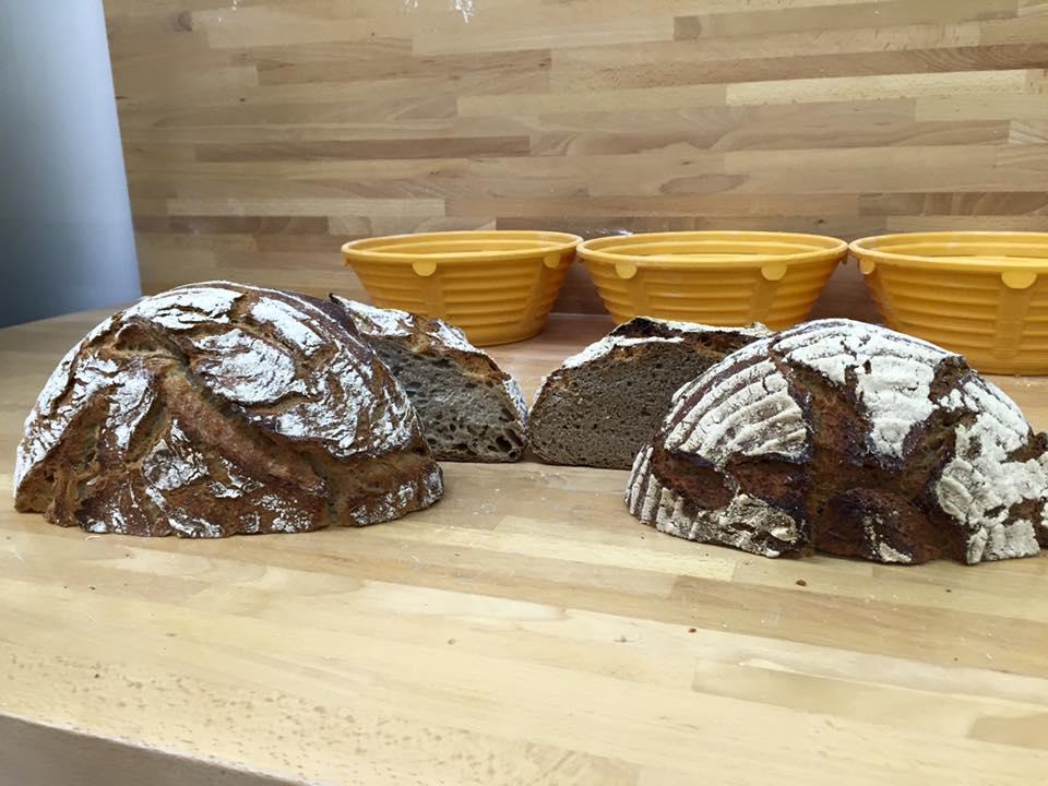 Levadura Madre recupera el pan-pan. El pan de verdad en el que no están tratando de ahorrar en materia prima
