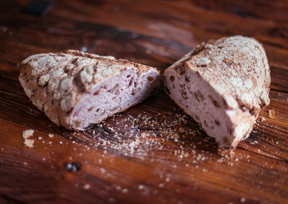 En Levadura Madre tienen distintas variedades de pan en función de sus cereales