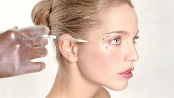 Sólo lo debe aplicar un especialista en medicina estética. ¡Te juegas la cara!