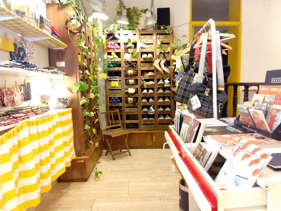 peSeta está especializado en talleres de costura en Madrid
