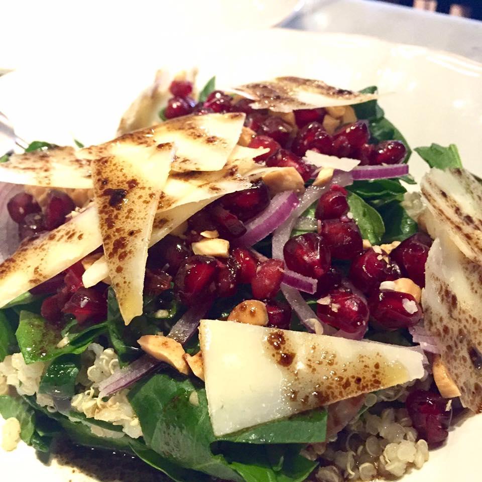Gonzalin ensalada quinoa
