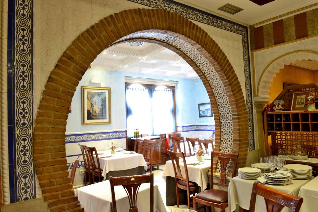 La Alpujarra, como buen andaluz, prepara un rabo estupendo dentro de un menú degustación