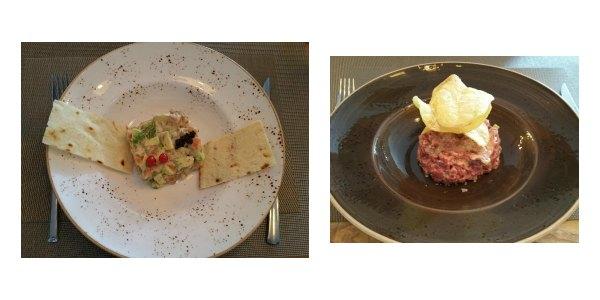 tirolina collage food 2