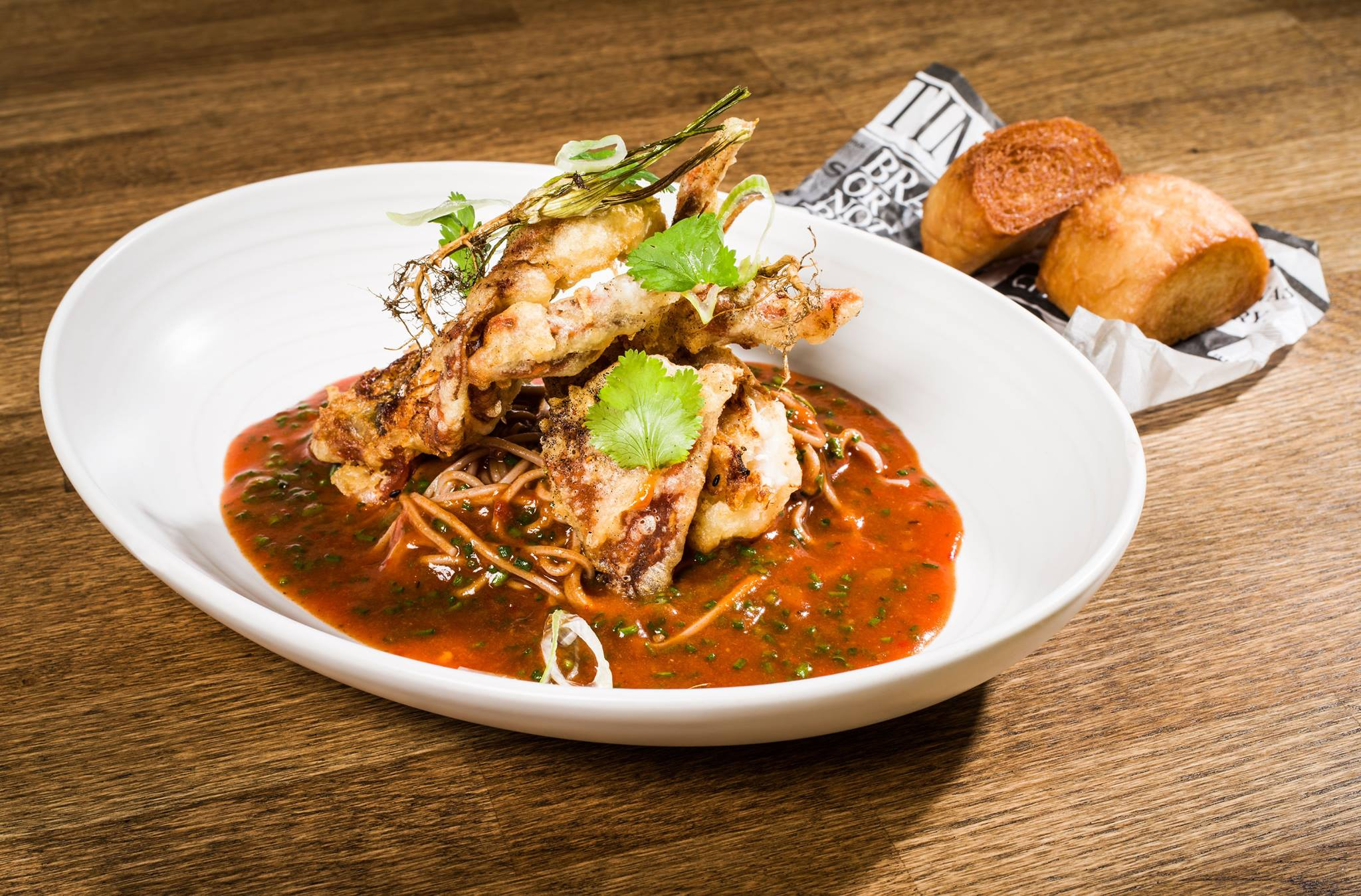 Latasia chili crab