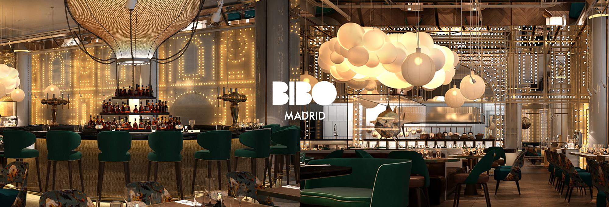 Dani Garcia Bibo Madrid