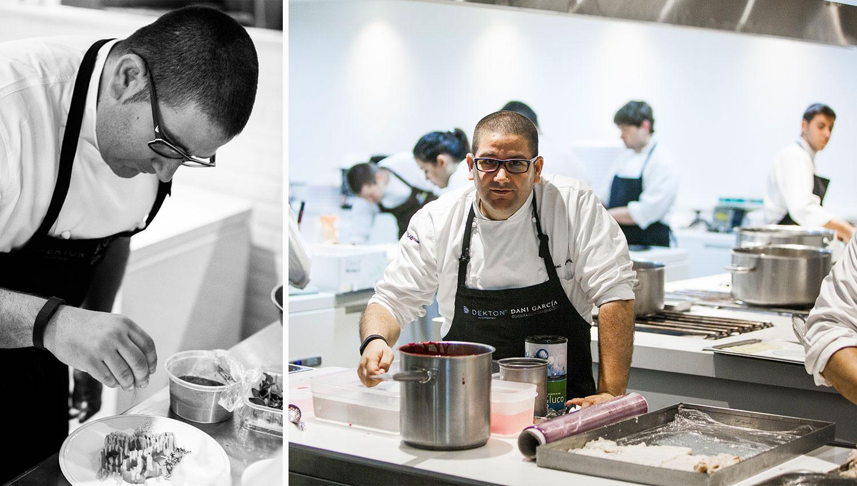 Dani Garcia foto chef