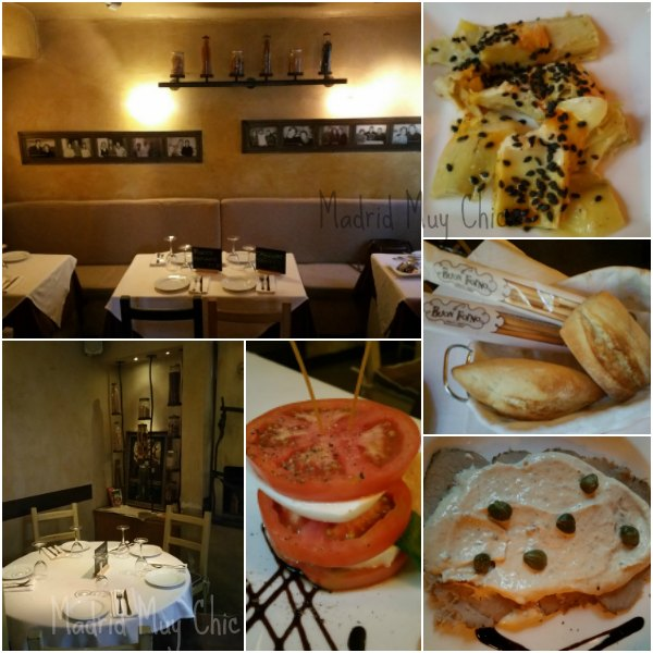 Delicias italianas en la Trattoria de Sant Arcangelo