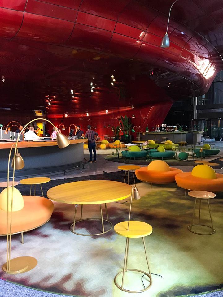 Nubel, el nuevo restaurante del Grupo Azotea en el Reina Sofía. Todo un must-go esta temporada