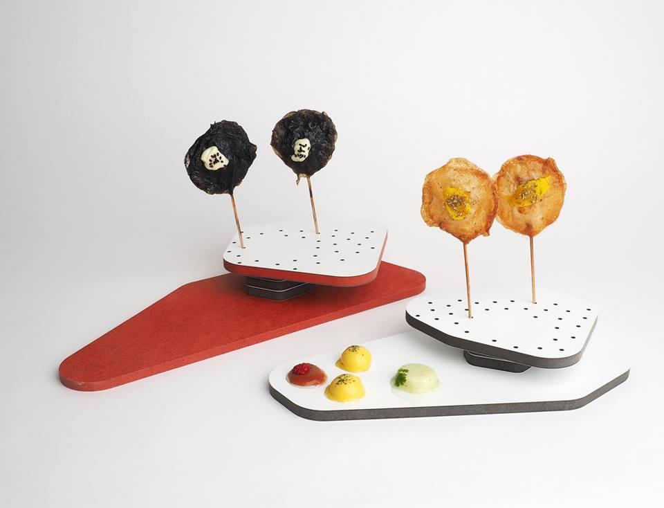 Chefs, restauradores y productores se unen con diseñadores de distintas disciplinas creando propuestas gastronómicas únicas e irrepetibles.