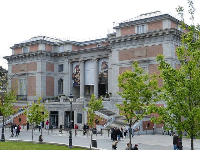 El museo del Prado en Madrid, de los mejores del mundo