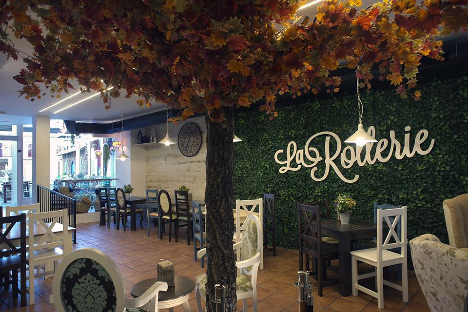 La Rollerie, un espacio con mucho gusto y con gustosos cocidos