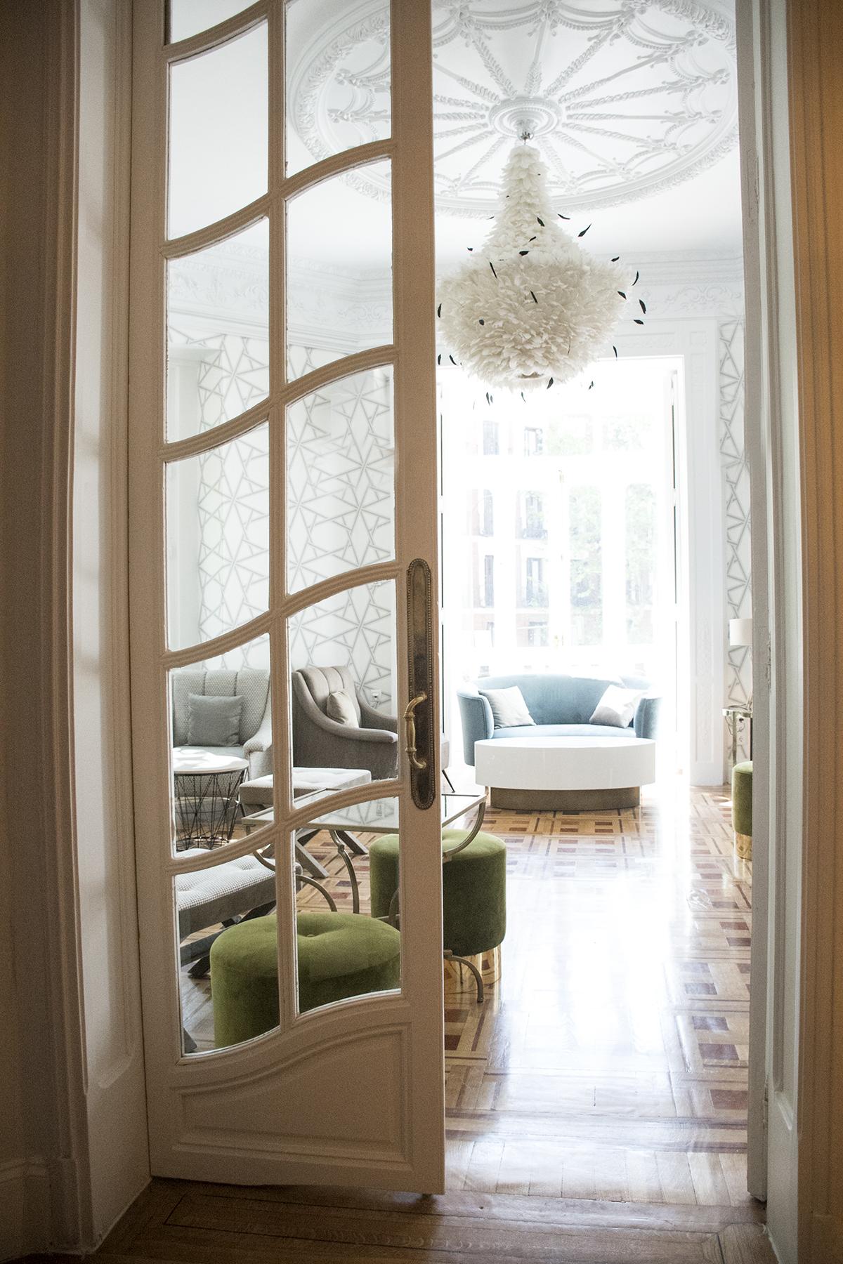 Diferentes estancias para facilitar una experiencia de exclusivo confort